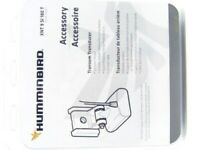Humminbird 710200-1 Black Transom Mount Transducer XNT 9 SI 180 w/ Side Imaging