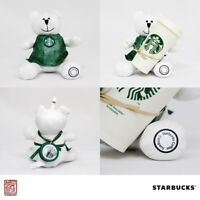 New China 2018 Starbucks China Tyvek Paper Bear And Plastic Cup Bottle