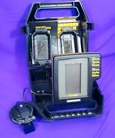 Humminbird TCR 101 Fishfinder With Suction Cup Transducer And Carry Case
