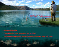 Wireless WIFI Fishing Underwater Camera 10M 1000TVL 2.4G Video Recorder Night Vi