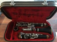 Used Buffet Evette Wooden Clarinet