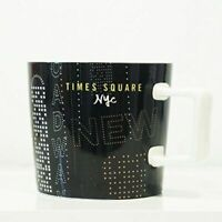 Starbucks New York City Times Square Limited Ceramic Coffee Mug New With Box!!