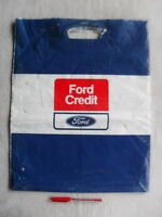 Ford Credit bag Ford Motor Company Australia rare collectable advertising bag