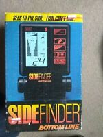 BOTTOM LINE SIDEFINDER SCOUT 011021 ELECTRONIC FISH FINDER NEW IN OPEN BOX