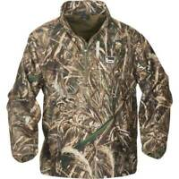 Banded  Windproof Pullover