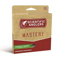 Scientific Anglers Mastery Double Taper Fly Line - DT4F - NEW