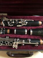 Buffet E11 Wood Bb Clarinet Used But In Good Play Order. Tuned Up please read