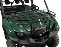 Seizmik Hood Rack Holder Basket Gear Cargo Yamaha Viking & VI 2014-2019