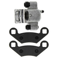 Brake Caliper & Pad Kit 1990-2004 Polaris ATP Magnum Ranger Sportsman Scrambler