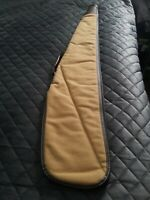Vintage 42 Sears Heavy Canvas Quilted Rifle Gun Case