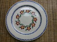 Nicholas Mosse Pottery 10 3/4 inch Dinner Plate in Old Rose Pattern $45.99