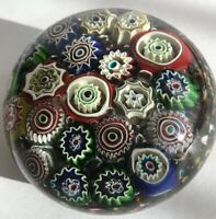 Vintage GLASS PAPERWEIGHT 3