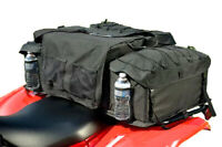 Raider Deluxe ATV Rack Bag - W/ Removable Gear Bag