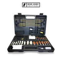 Universal Gun Cleaning Kit by Bear Armz Tactical Works for Calibers .17- .50 Cal