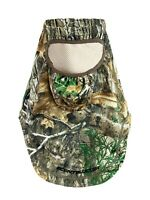 Scent Blocker Facemask w/ Trinity Ordor Control in Realtree Edge (One Size)