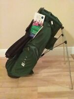 Ping Hoofer C-1 Stand/Carry Golf bag with 5-way dividers & rain cover