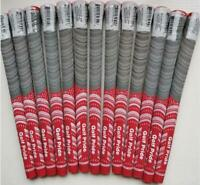 13pcs Golf Pride New Decade MultiCompound Platinum MCC Grips Standard Red Grey