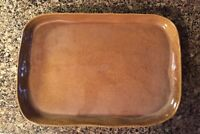Vietri Italy Forma Earth 15 in Rectangular Serving Platter(24dc-120)-NWT