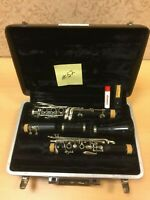Buescher Clarinet Aristocrat With Hard Case