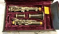 Buffet R13 Bb Clarinet From 1958 - Fully Overhauled French Beauty!