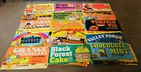 Original 1977-1984 Baskin-Robbins Signs-Over 50 different variations available