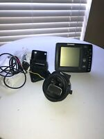 Hummingbird 718 Sonar fish/depth finder, with all wiring and transducer
