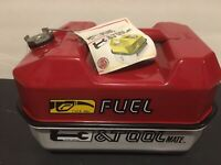 Vintage 1986 Blitz USMC Fuel & Tool Mate 1.5 Gallon  Gas Can With Tools