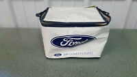 Vintage Ford Motor Company quot;AIR CONDITIONING quot; Advertising Cooler