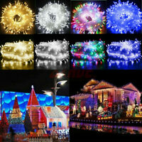 LED Fairy String Light Wedding Party Indoor/Outdoor Christmas Tree Decor Lamp