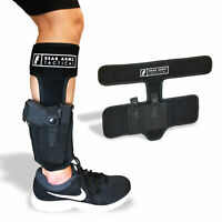 Ankle Holster for Concealed Carry Universal Fit BUG Gun Fits All Brands
