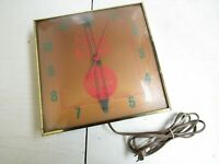 Vintage COCA COLA Things Go Better With Coke Wall CLOCK