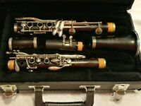 Selmer Signet Special Bb Wooden Clarinet - Fully Overhauled