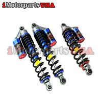 STAGE 3 PERFORMANCE FRONT & REAR SHOCKS ABSORBERS YAMAHA RAPTOR 660R 700 700R