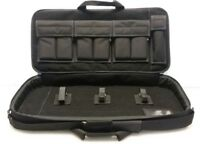 Short Barrel Rifle Case 28″ AR, Sig MP w/ Upgraded w/WRB Patented Quick Release