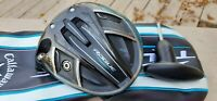 callaway rouge draw driver head only left