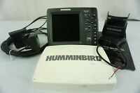 Humminbird 788ci HD W/ Transducer Power Cord Mount Screen Cover and Manual