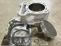 YAMAHA 700 Grizzly STOCK SIZE CYLINDER KIT WITH PISTON AND GASKETS 2007 2013