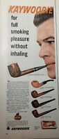 Lot of 5 Kaywoodie Pipe Vintage Ads Advertisements