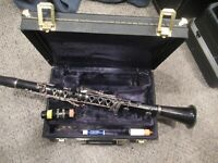 SELMER SIGNET SOLOIST CLARINET- QUALITY WOOD  MADE IN USA   The Band Guy
