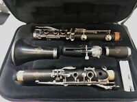 Buffet Crampon E11 Wood Clarinet, Very Good Condition. New Pads Shop Serviced