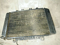 Yamaha ATV 4x4 400 radiator assembly cooler cooling Used Good Cond.
