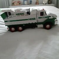 HESS 2017 TOY COLLECTIBLE DUMP TRUCK AND LOADER