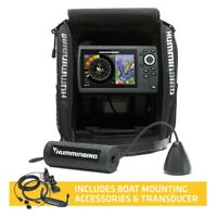 Fish Finder/Chartplotter All Season Pack Ice Helix G2 5 CHIRP GPS 5