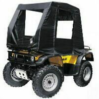 Raider ATV Cab Enclosure Black Cabin Mounts to Racks Protection 4-Wheeler
