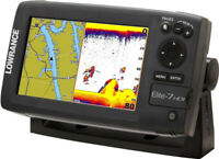 Lowrance Elite-7 HDI - PARTS ONLY