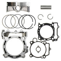 95mm 450cc Cylinder Piston Gasket Top End Kit 2004-2009 2012-2013 Yamaha YFZ450