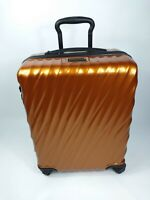 TUMI 19 Degree International Carry-On 228660SU - SUNKISSED ORANGE - NWOT