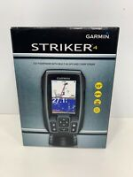 Garmin Striker 4 FishFinder GPS Combo Depth Finder with Transducer 010-01550-00