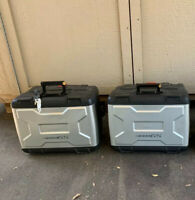 BMW Vario Case Set Of Top And Two Sides R1200GS With Keys