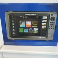 Lowrance HDS 9 GEN 3 GPS / Fishfinder with 83/200 khz Transducer